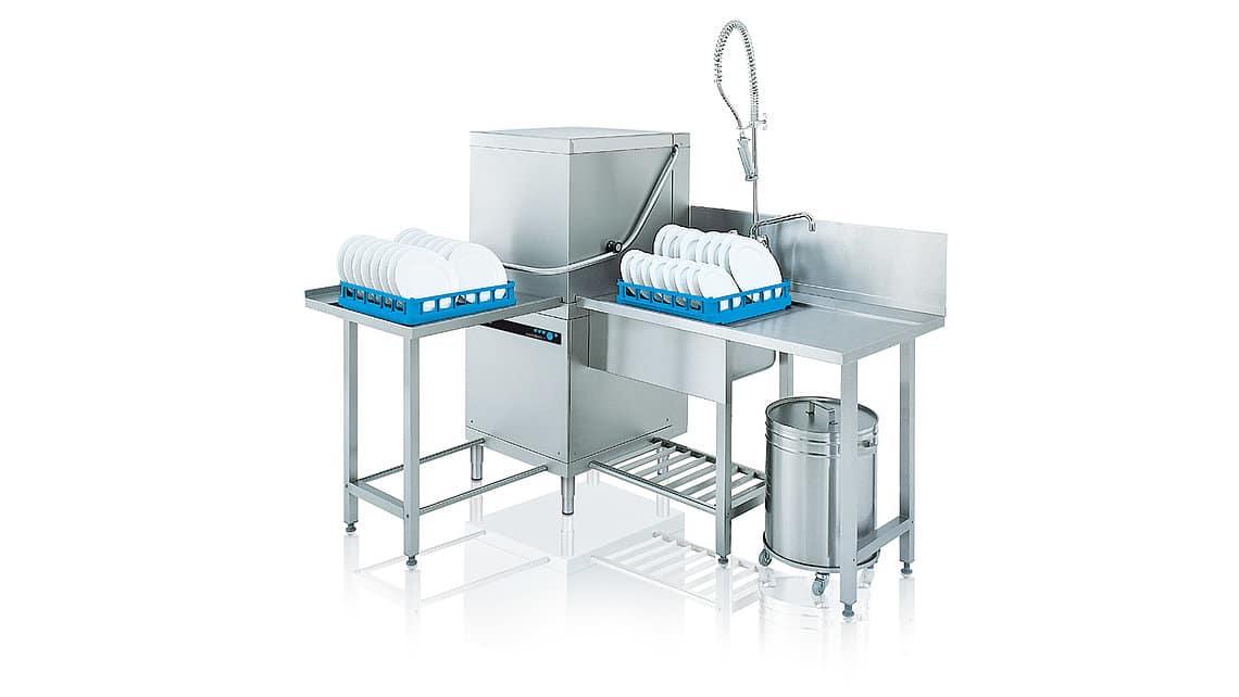 lave vaisselle à capot en location